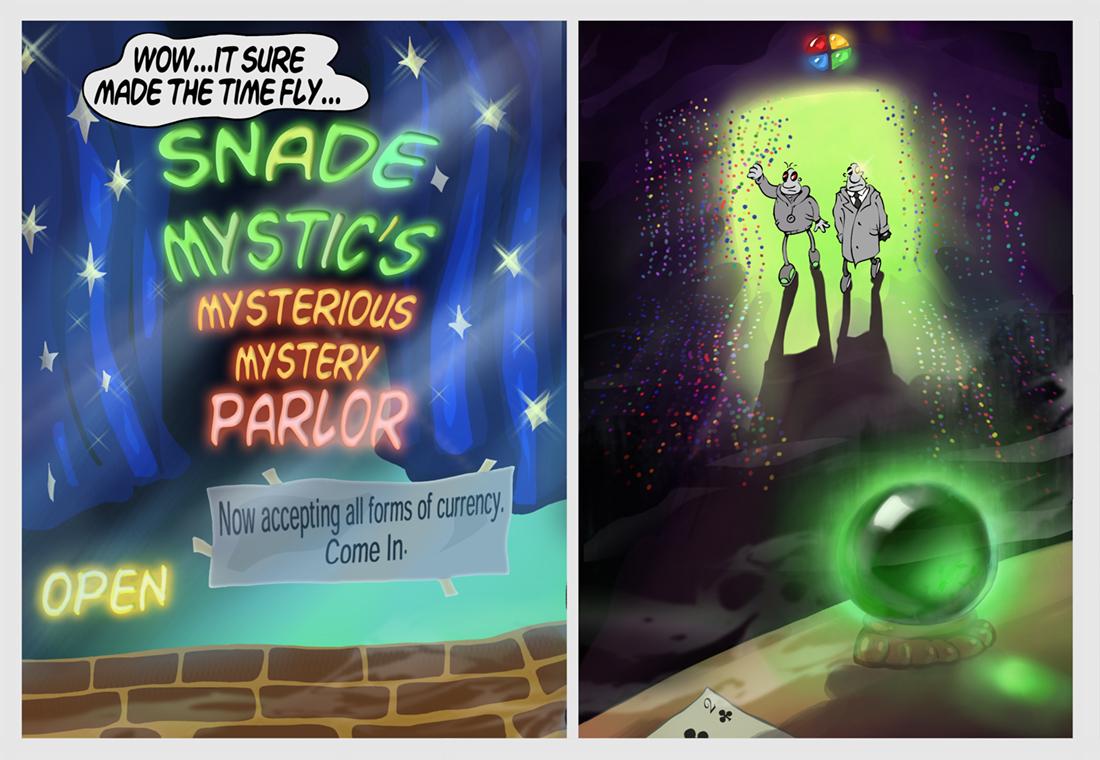 Snade Mystic 1