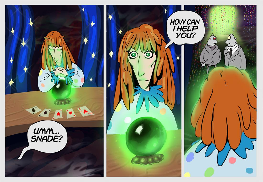 Snade Mystic 2